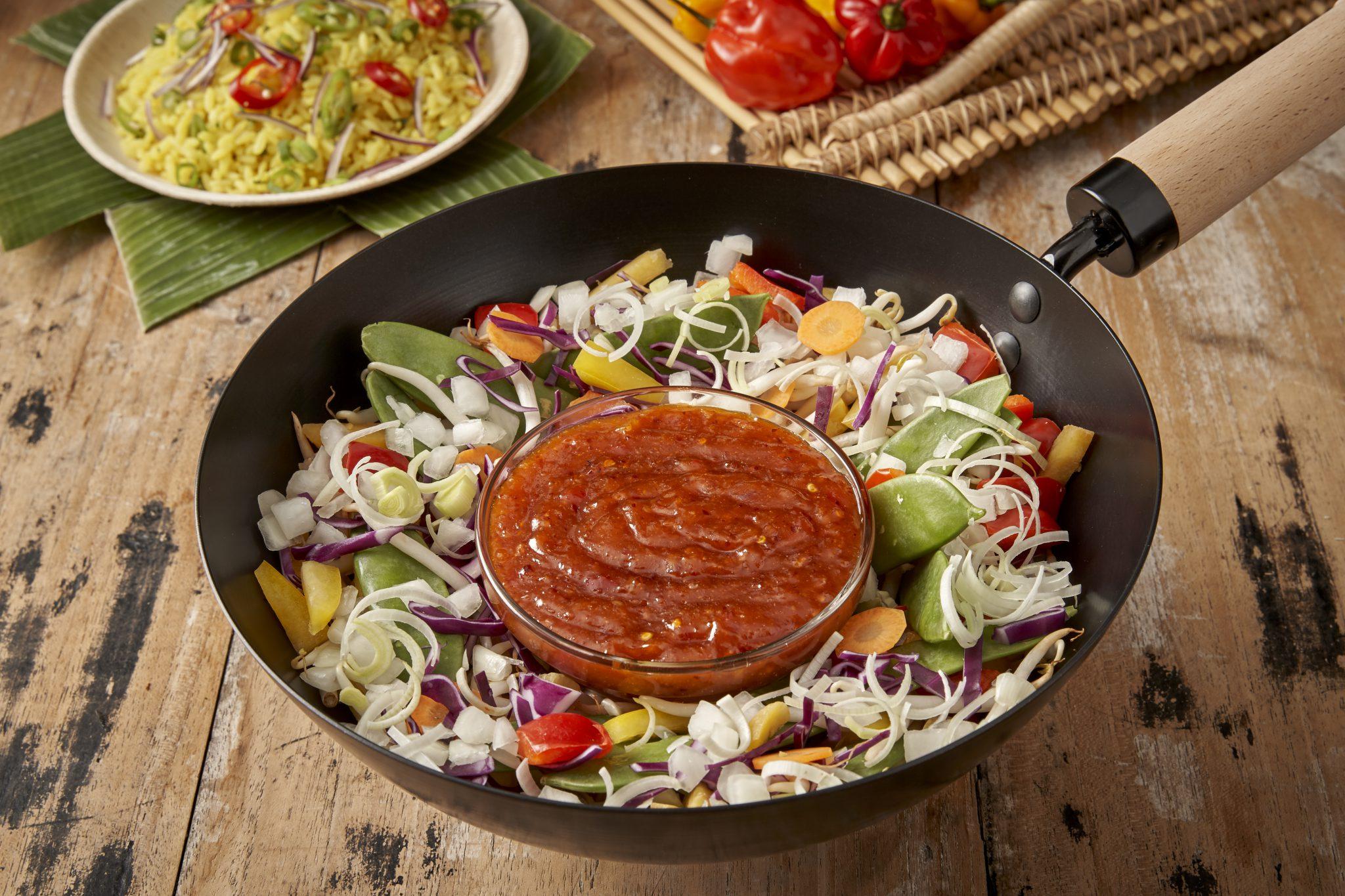 Sweet chili saus