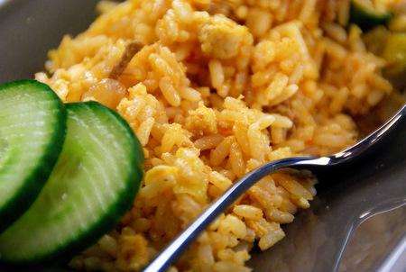 Nasi goreng Indisch